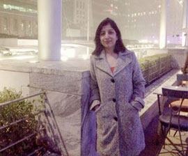 Manisha Puri is Director of Private Detective Agency in Delhi